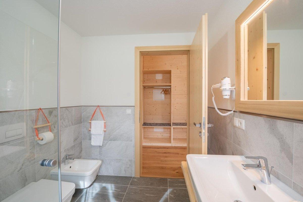 bagno camera calendula