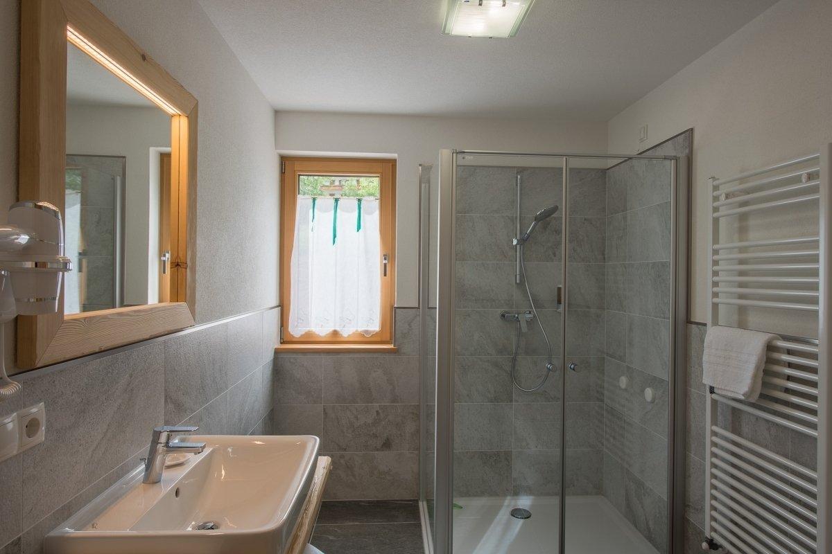 bagno camera menta