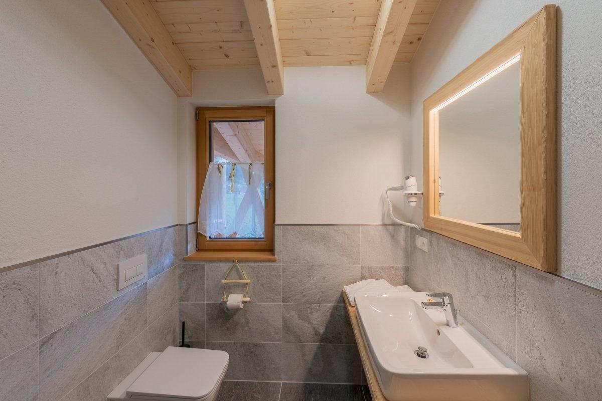 bagno camera stella alpina